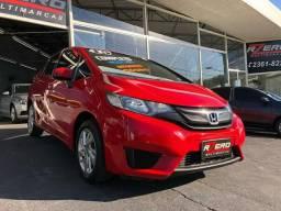 Honda Fit 2015 Lx Automático Completo Revisado Novo