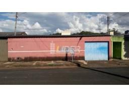 Casa à venda com 2 dormitórios em Tibery, Uberlandia cod:20641