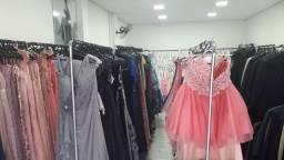 Vestidos de Noivas, de Festas e Trajes à Rigor
