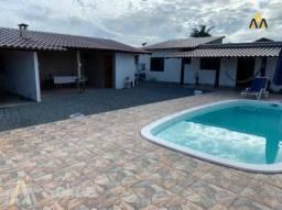 Casa com 2 dormitórios à venda por R$ 260.000 - Armação - Penha/SC