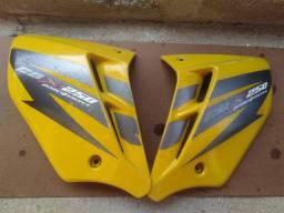 Vendo peças de CBX 250 Twister até 2008