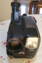 Filmadora JVC Compact VHS