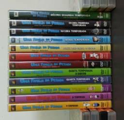 Family Guy Coleção de DVDs temporadas 1 - 12
