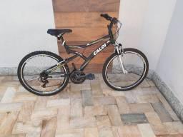 "Bicicleta Caloi, aro 26"" 21v"