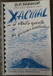 Livro: Xacmal O Vento Quente e as Geladas Montanhas