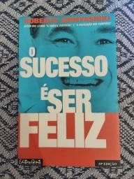 """Livro """"O Sucesso é ser feliz"""""""