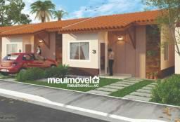 °°44°° Condomínio Bianca, casas com 2 quartos - Ultimas Unidades- Região do Maiobão