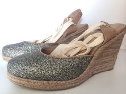 Sandália espadrilhe