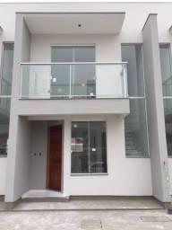 Duplex em fase final de acabamento no bairro Bela Vista Palhoça/SC - (cod TH210)