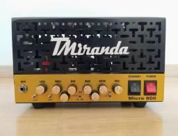 Amplificador Valvulado para quem precisa dos timbres lendários JCM800 e Plexi