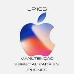 Manutenção especializada em Iphones