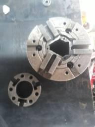 Placa de torno hidráulica Rohm.