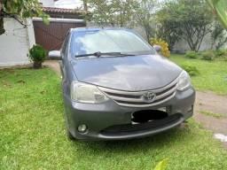 Toyota Etios Flex 1.5 Perfeito Estado