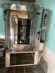 Forno de padaria - 8 esteiras - turbo - apenas R$ 2 Mil