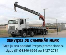 Caminhão Munk