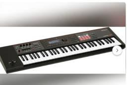 Teclado Sintetizador Roland XPS 30 c/ Pedal Sustain Novo+Garantia+Nf Somos Loja Autorizada