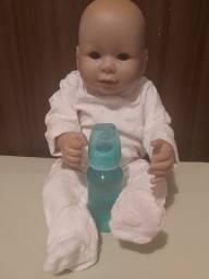 Bebe reborn corpo silicone menino