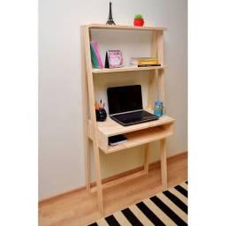 Escrivaninha De Pinus r$ 300