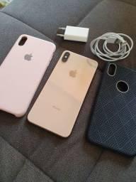 Novíssimo iPhone XS Max Gold