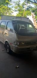 Van Kia besta 98 Modelo 99/ Fiorino/Transportes/micro-ônibus