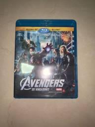 DVD Blu-ray 3D The Avengers/ Os Vingadores