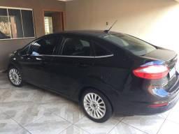 New Fiesta Se 1.6 Titanium (Black Perolizado ) 2014 power shift
