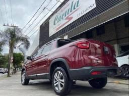 Fiat Toro Volcano 2.0 16v 4X4 TB Diesel Auto 2017/2017 Vermelha