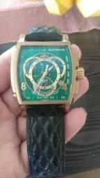 Vendo relógio invicta de ouro