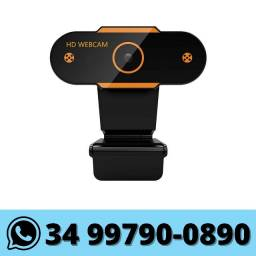WebCam Full Hd com Microfone Integrado USB