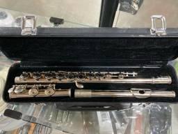 Flauta transversal Eagle seminova