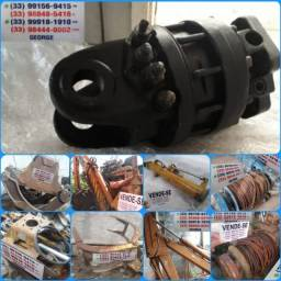 rotator de giro hidraulico indexator