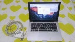 Vendo MacBook i5 2011 , fiz upgrade de 128GB de ssd