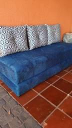 Sofá cama / bicama novo.