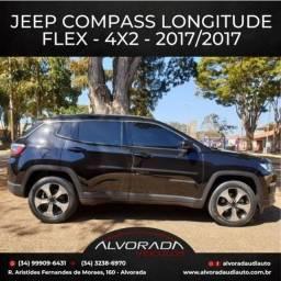 Jeep Compass Longitude 2.0 - Flex 4x2 - 2017/2017