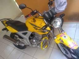 Twister amarela 2007