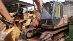 Escavadeira Case