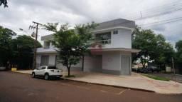 Sobrado com 3 dormitórios para alugar por R$ 1.250,00/mês - Conjunto Habitacional Requião