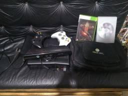 Xbox 360 completo em bom estado
