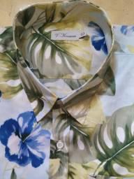 Camisa plus size Tam G3