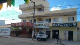 Alugo sala comercial ou para escritório no segundo piso,  Bairro Aruana.