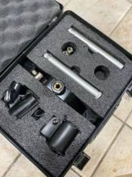 conjunto de microfones stereo superlux smk-h8k