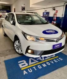 Corolla 2.0 XEI 2018 Branco Pérola TOP