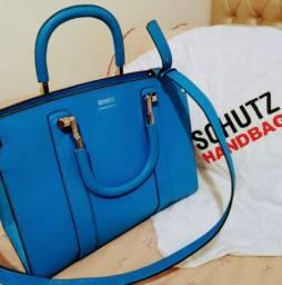 Bolsa Schutz (Lorena) original em couro