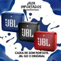 Caixa bluetooth JBL Go2  - Som de qualidade para  Animar a sua vida !