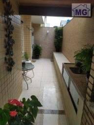 Apartamento com 3 dormitórios à venda, 130 m² por R$ 450.000,00 - Imbetiba - Macaé/RJ