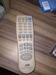 Controle remoto de dvd jvc