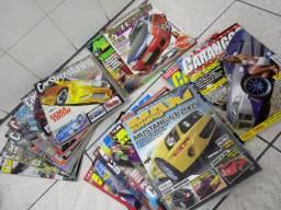Coleção Revistas Tuning. Maxi tuning / CarStero