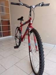 Vendo bicicleta nova!!!!!