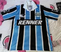 Camisa do Grêmio Anos 90 - Campeão Brasileiro de 1996