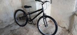 Bicicleta aro 24 bike toda perfeita